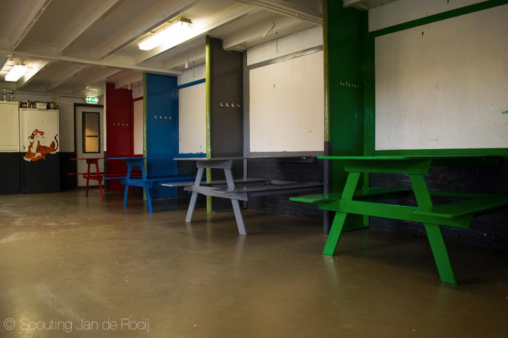 Jongenswelpenlokaal