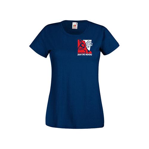 T-shirt Dames Voorkant